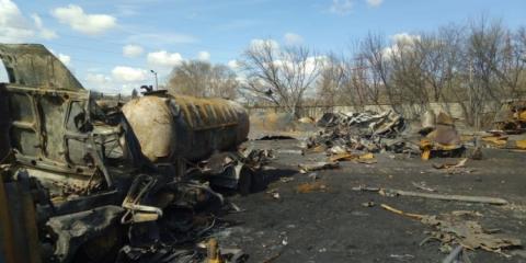Вибухи в Кропивницькому: водій автоцистерни помер у лікарні
