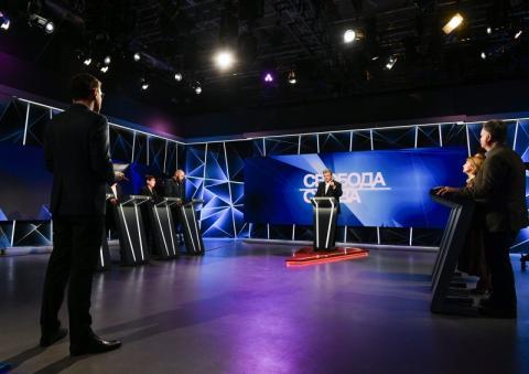 Президент про важливість дебатів кандидатів: Не може 45-мільйонна країна «купувати кота в мішку»