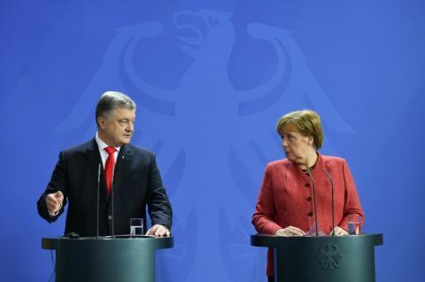 Ніколи ще Україна і Німеччина не мали такого інтенсивного діалогу, як сьогодні – Президент