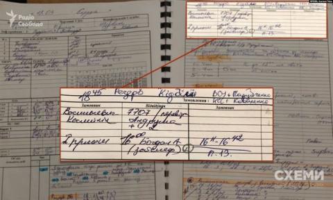 """Юрист Зеленського, який потрапляє під люстрацію, мав таємну зустріч з головою КС - """"Схеми"""""""