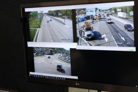 Відкрито центр моніторингу безпеки руху – першого проекту в Україні «Розумна дорога»