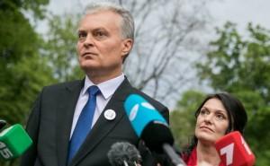Зеленський зідзвонився з новообраним президентом Литви