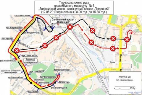 У неділю в Києві змінять рух транспорту: марафон