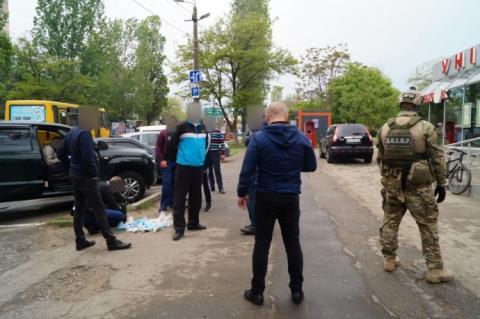 Прикордонники: В Одесі ліквідували канал контрабанди героїну з Росії