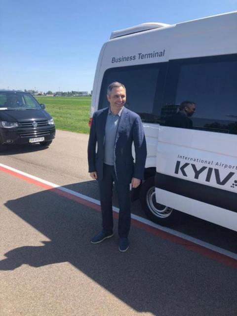 Портнов заявив, що повернувся в Україну