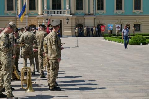 """Біля Верховної Ради стартував """"генеральний прогон"""" інавгурації"""