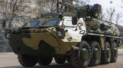 """""""Укроборонпром"""" зупинив випуск БТРів, бо їх не приймає Міноборони"""