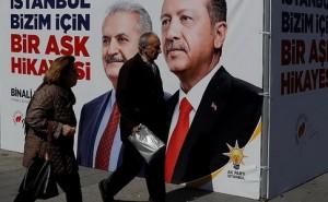Кандидат партії Ердогана програв повторні вибори мера Стамбула