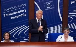 Делегація РФ висунула умову для появи у сесійній залі ПАРЄ