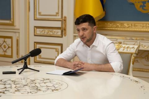 Президент України Володимир Зеленський вимагає від т. в. о. голови СБУ за два тижні відзвітувати про перші результати роботи