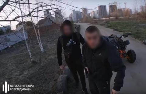 Поліцейський з братом хуліганили і стріляли в киянина - ДБР
