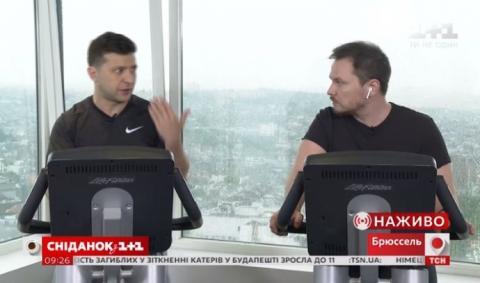 """""""Я просто виконую свою роботу"""" – Зеленський про паспорт Саакашвілі"""