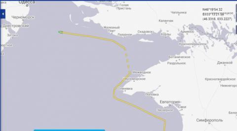 У ЗСУ розповіли, що зробили з російським судном, яке зайшло у води України