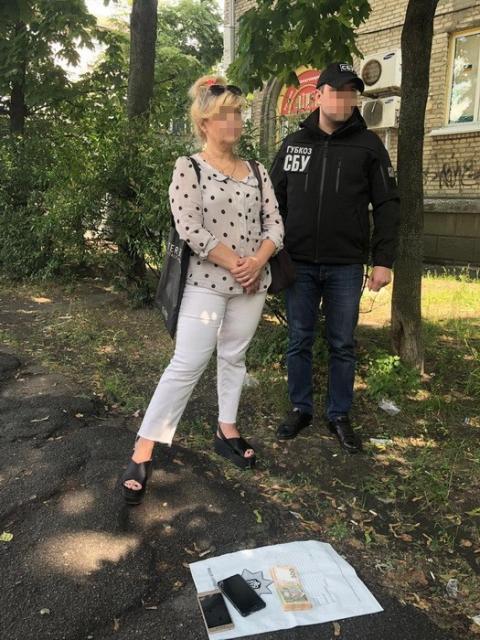 Тренерка Нацзбірної погоріла на хабарі