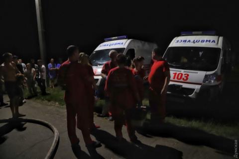 В Одесі горіла психлікарня, є жертви