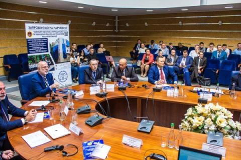 Представники Мінінфраструктури взяли участь у ІІ Міжнародному форумі «Фінансова та митна безпека України: інформаційно-аналітичне, нормативне та інституційне забезпечення»