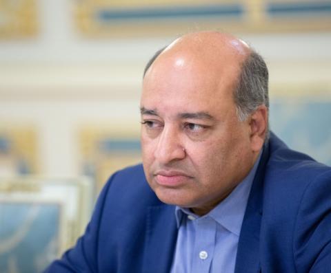 Україна налаштована на посилення співпраці з ЄБРР – Президент