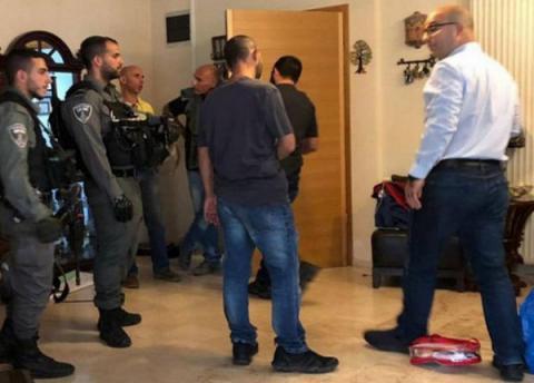 Військові Ізраїлю заарештували палестинського міністра у справах Єрусалима Аль Хадмі