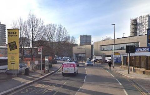 У Лондоні автомобіль в'їхав у пішоходів, поранено 7 осіб