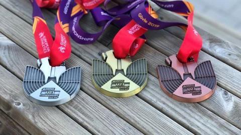 На молодіжному Євро-2019 з легкої атлетики українці здобули дві медалі