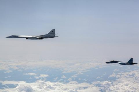 Фінляндія підняла винищувачі через три військові літаки РФ