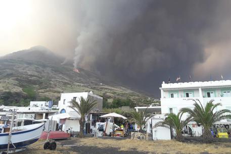 В Італії вдруге за два місяці прокинувся вулкан Стромболі