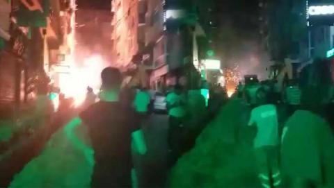 Серія вибухів викликала паніку в Стамбулі