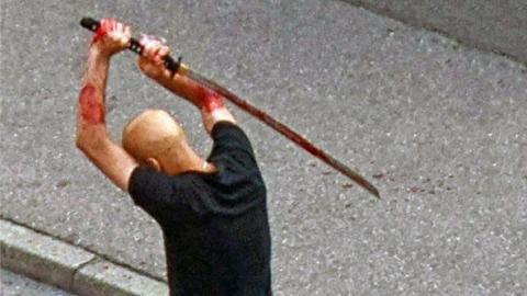 У Штутгарті сирієць мечем зарубав на вулиці чоловіка