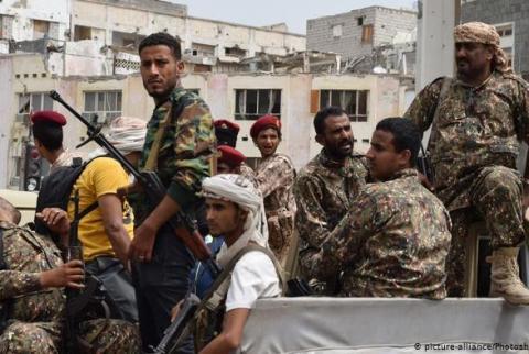 У Ємені сепаратисти захопили президентський палац