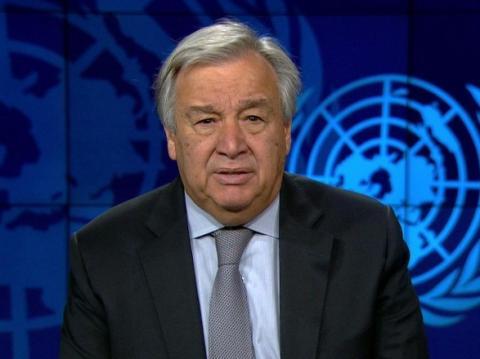 Гутерріш засудив підрив автомобіля в Лівії, внаслідок якого загинули співробітники ООН