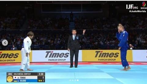 18-річна українка стала дворазовою чемпіонкою світу з дзюдо