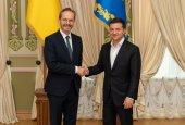 Президент України прийняв вірчі грамоти у послів п'яти іноземних держав
