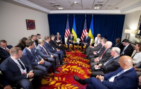 """""""Дуже сильний старт"""": Зеленський отримав привітання від Трампа"""