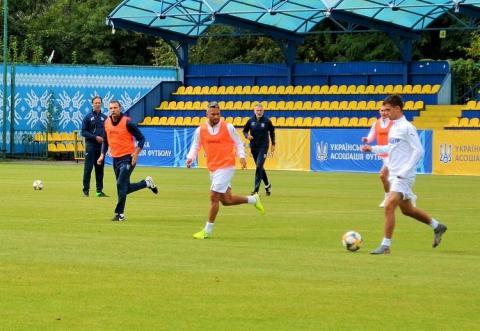 Збірна України сьогодні відправиться до Вільнюса на гру Євро-2020 з командою Литви