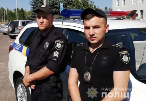 Злодій-рецидивіст із заручницею поранив поліцейського на Миколаївщині