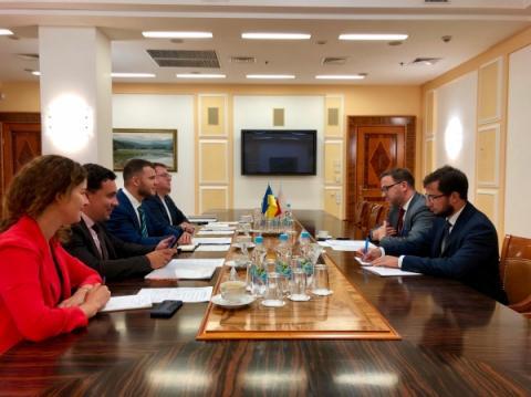 Польща є стратегічним партнером України, - Владислав Криклій
