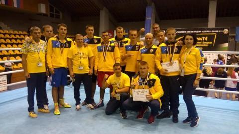 Українські боксери здобули дев'ять медалей на молодіжному Євро-2019 у Софії