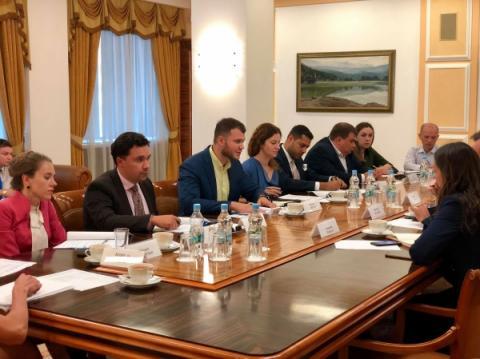 Одним із пріоритетів Міністерства інфраструктури є відбудова інфраструктури Азовського регіону, - Владислав Криклій