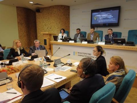 Першочерговим завданням реформування залізничного транспорту є прийняття нового закону - Владислав Криклій