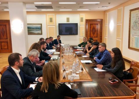 Я вітаю конструктивний діалог з бізнесом, - Владислав Криклій