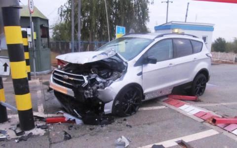 П'яний чоловік намагався прорватися через кордон до Білорусі