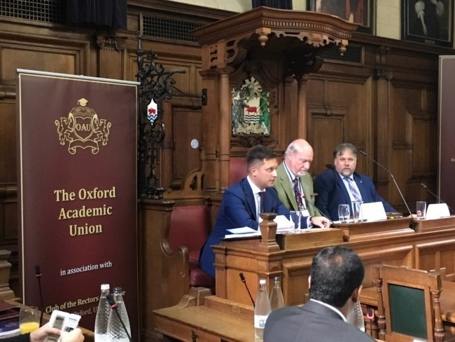 Europe Business Assembly Held the Oxford Debate on the Future of Healthcare and Education