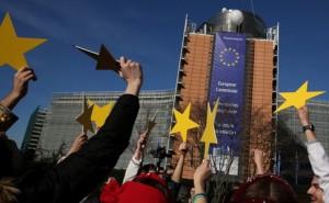 Київ просить ЄС про нову стратегію відносин для України, Молдови та Грузії