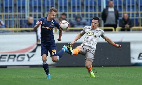 У футбольній Прем'єр-лізі України сьогодні було зіграно три заключні матчі десятого туру