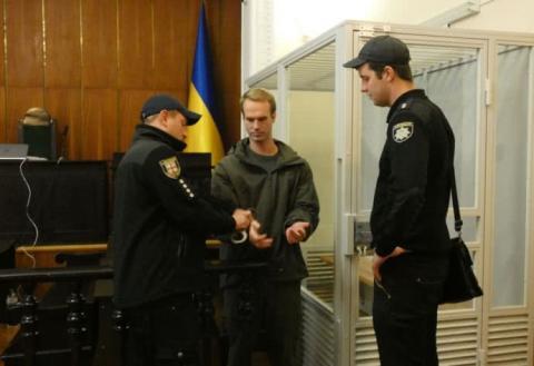 Американця, який воював в АТО, взяли під варту у Вінниці