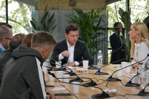 Зеленський: Усім міністрам дав час до кінця року