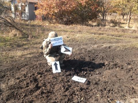 Бойовики обстріляли Водяне зі 120-мм мінометів - штаб