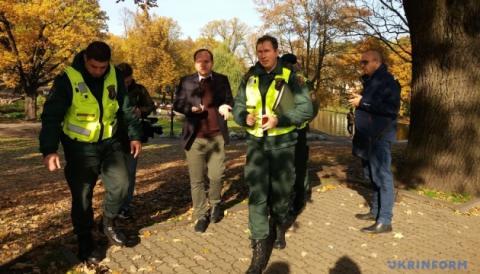 В Латвії поруч із Зеленським затримали росіян, які видавали себе за журналістів