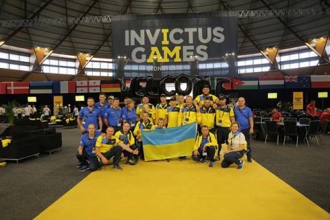 Офіційно: Оголошено імена учасників збірної України на Іграх Нескорених-2020 у Гаазі
