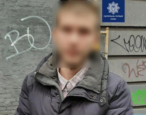Поліція затримала таксиста, який збив доньку президента Федерації фехтування України